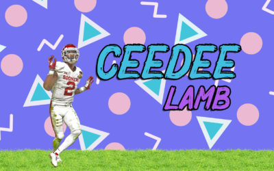 Will CeeDee Lamb Be Crowned the 2020 WR1?