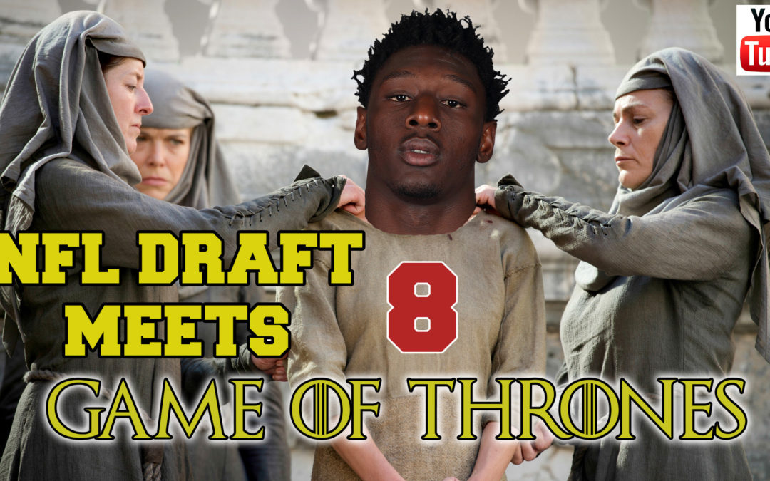 """BREAKOUT FINDER VIDEOCAST Ep 006: """"Game of Thrones Meets the 2019 Draft Class"""""""