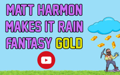 "BREAKOUT FINDER VIDEOCAST EP 012: ""Calvin Ridley ultra-mega hype machine"" – Ft Matt Harmon"