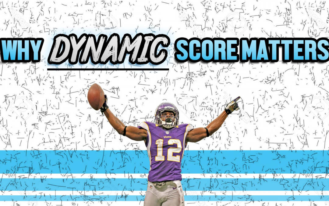 Why Dynamic Score Matters