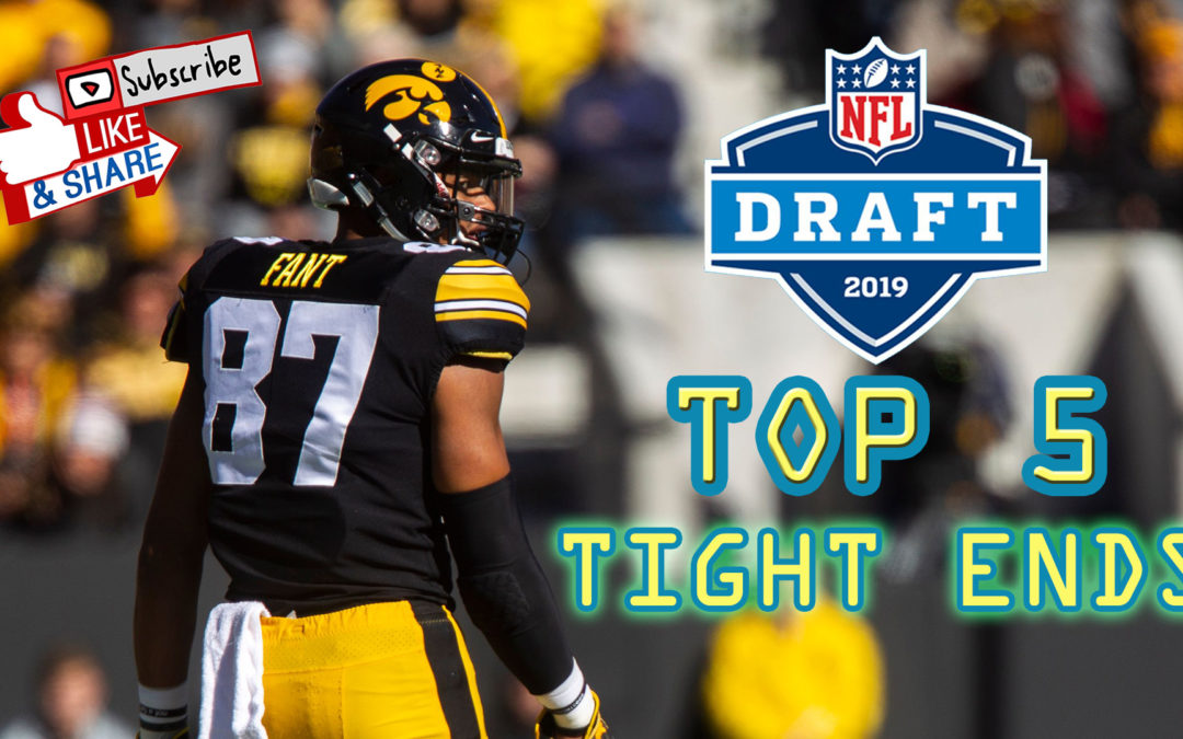 """BREAKOUT FINDER VIDEOCAST Ep 005: """"The TOP 2019 rookie tight ends"""""""