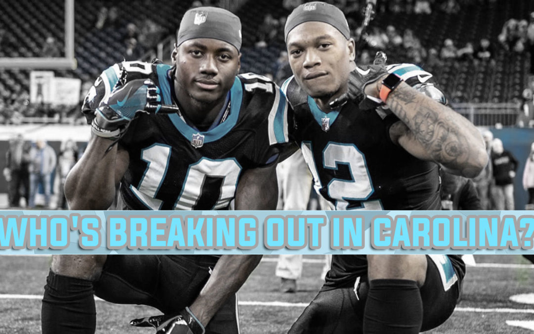 The Race to Breakout: Curtis Samuel vs. D.J. Moore