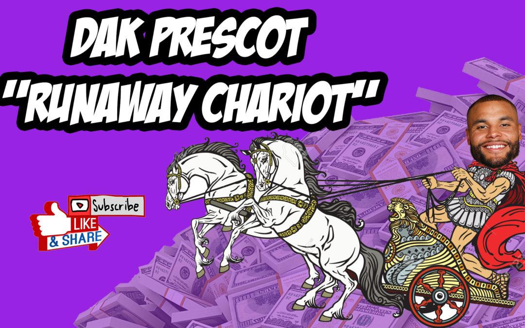 "BREAKOUT FINDER VIDEOCAST EP 019: ""DAK PRESCOTT RUNAWAY CHARIOT"" – FT JOHN PROCTOR"