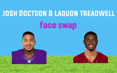 BREAKOUT FINDER VIDEOCAST EP018: Laquon treadwell, josh doctson face swap