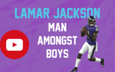"BREAKOUT FINDER VIDEOCAST EP 027: ""Lamar Jackson man amongst boys"""