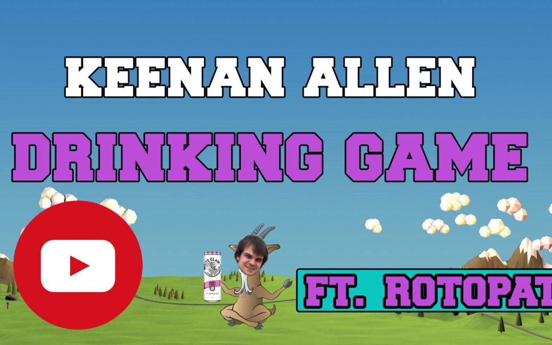 "BREAKOUT FINDER VIDEOCAST EP 026: ""Keenan Allen Drinking Game"" – Ft Pat Daugherty"