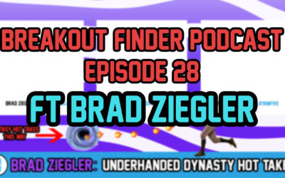 "BREAKOUT FINDER VIDEOCAST EP 029: ""dj moore over anybody else"" – Ft bRAD zIEGLER"