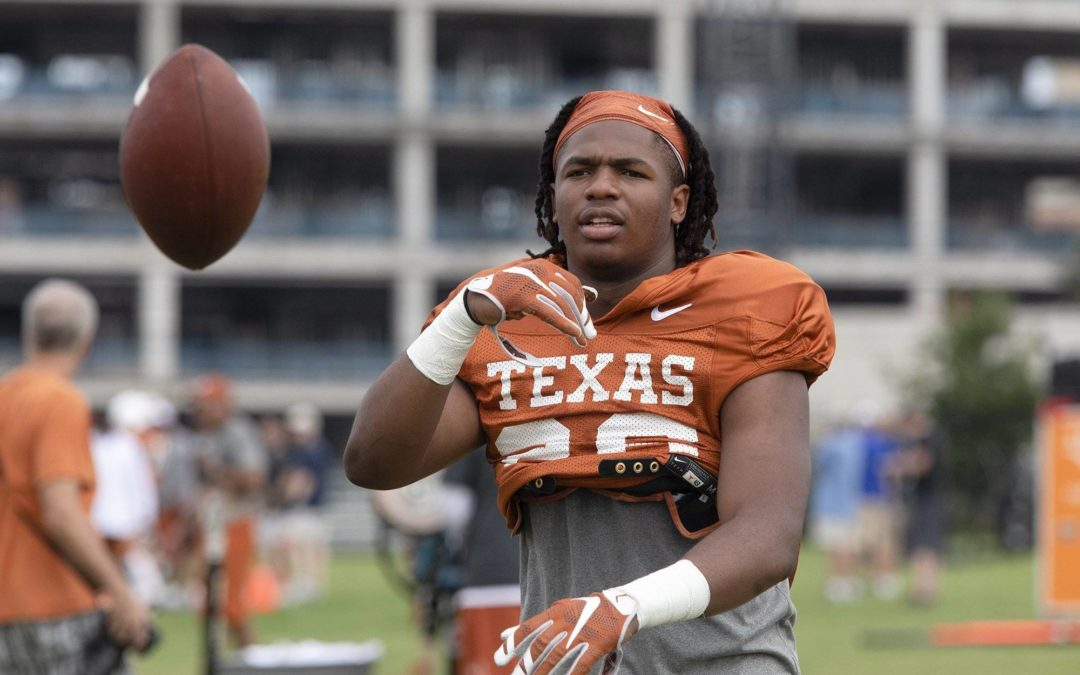 Finding the Next Alvin Kamara: Clyde Edwards-Helaire and Keaontay Ingram