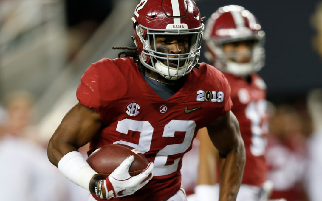 Prospect Profile: RB Najee Harris