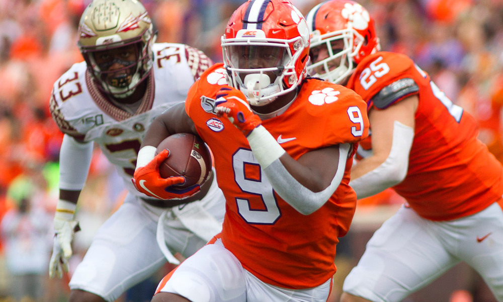 Prospect Profile: RB Travis Etienne