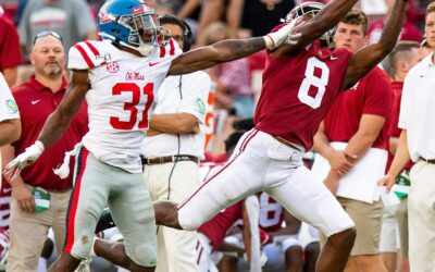 Data-Driven Prospecting: Sophomore Wide Receivers On The Rise