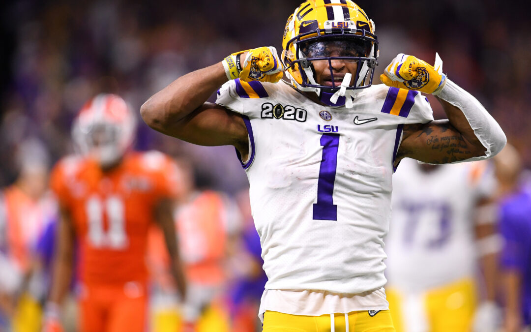 Looking Ahead: Top-10 2021 Wide Receivers, Mid-Year Edition