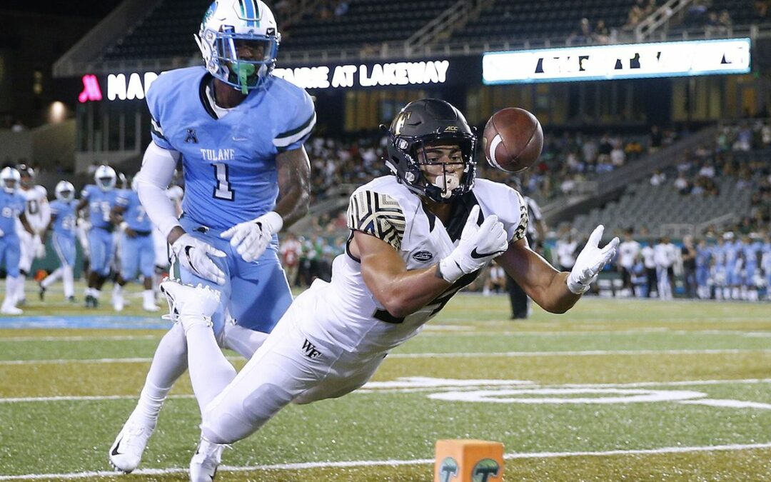 2021 Rookie Sneak Peek: WR Sage Surratt