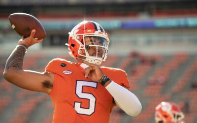 """Devy, Data, and You: A College Football Quarterback Deep-Dive Into """"Time to Throw"""""""