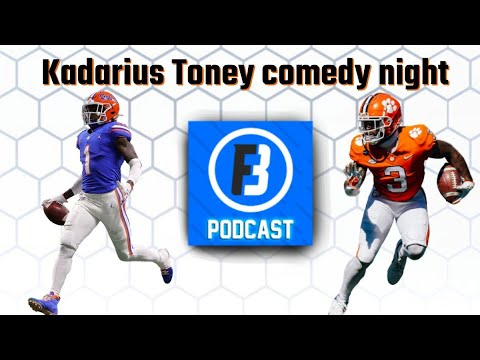 Breakout finder podcast:  Amari Rodgers vs. Kadarius Toney: Who is the better WR prospect?