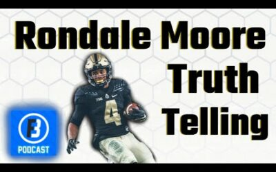 breakout finder podcast: Why Rondale Moore is about to melt faces