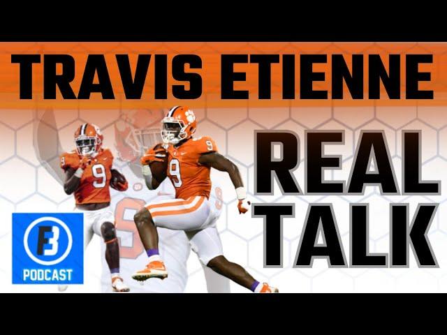 Breakout Finder Podcast: Travis Etienne real talk