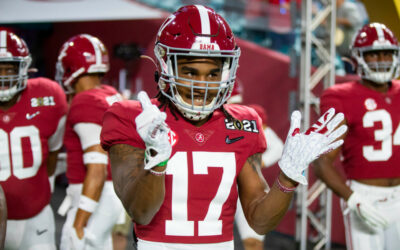 Best Out of Bama: The Case for Jaylen Waddle in 2021