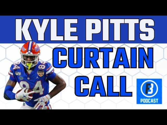 Breakout Finder Podcast: Kyle Pitts curtain call