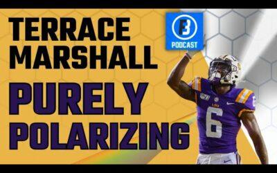 Breakout Finder Podcast: Terrace Marshall purely polarizing