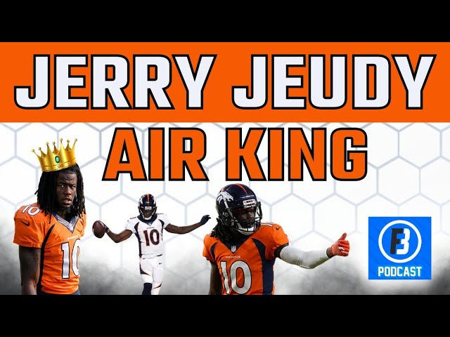 Breakout Finder Podcast: Jerry Jeudy air king