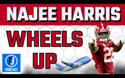 Breakout Finder Podcast: Najee Harris wheels up