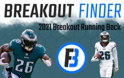 Miles Sanders: 2021 Breakout Running Back