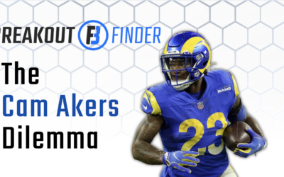 The Cam Akers Dilemma